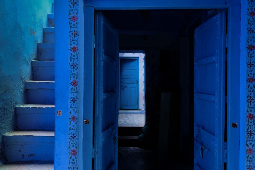niebieskie miasto dżodhpur