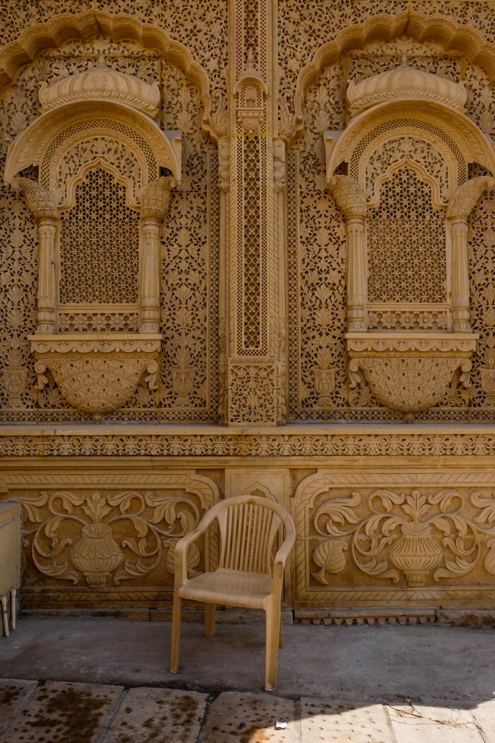 the wall jaisalmer indie
