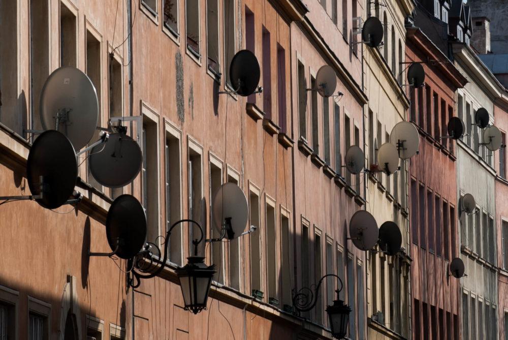 okna anteny