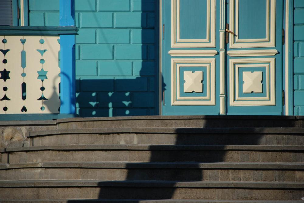 niebieski dom krynica