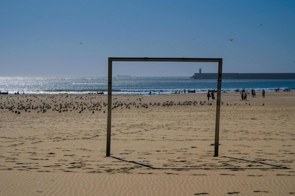 praia matosinhos portugal